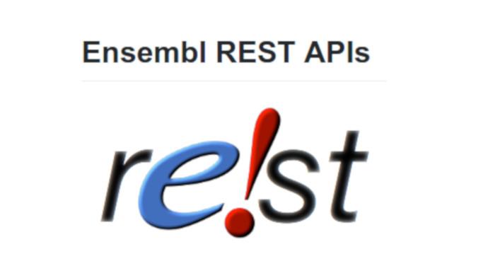 REST API workshop: An Introduction to accessing data from Ensembl programmatically using the REST API